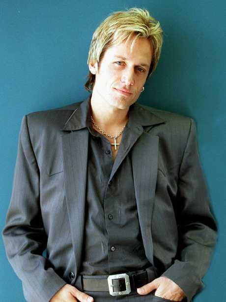Keith Urban in 2000.