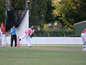 Cricket: Reece Plumbing's Tom Iles.