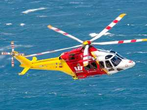 Man suffers extensive injuries after falling from headland