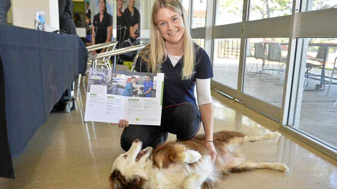 Career pathways to open up at TAFE expo this week