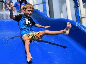 GALLERY: Children out and about at Gympie Aquatic Centre
