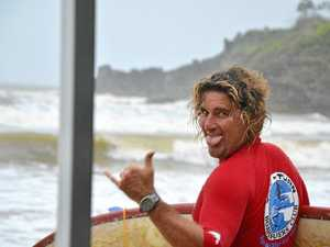 Australia day a 'swell' time for Agnes surf competition