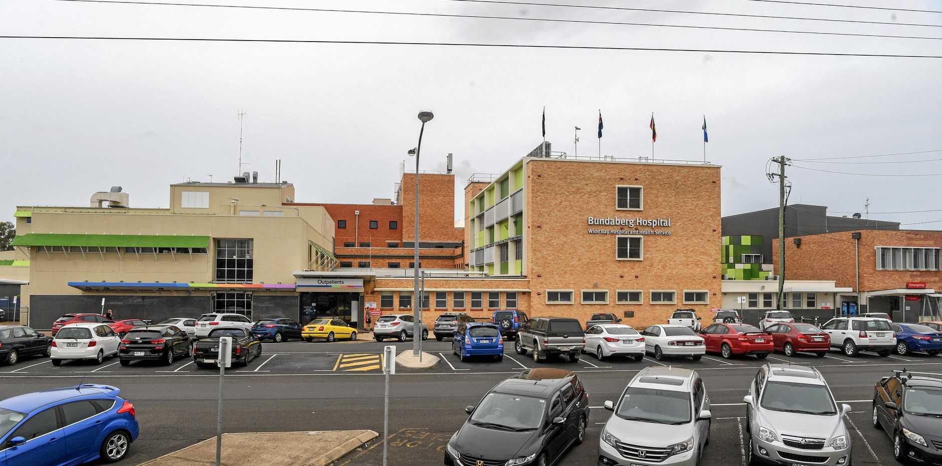 Bundaberg Base Hospital.