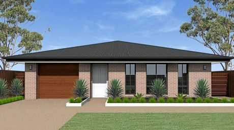 An artists impression of 25 Marco Polo Dr, Cooloola Cove listed for $249,381.