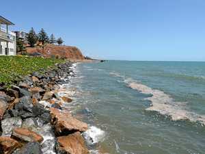 Yeppoon king tide