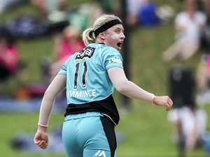 Kimmince and the Heat produce in semi final thriller