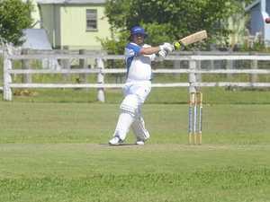 MASTER BLASTER: Dougherty smashes 50-ball ton