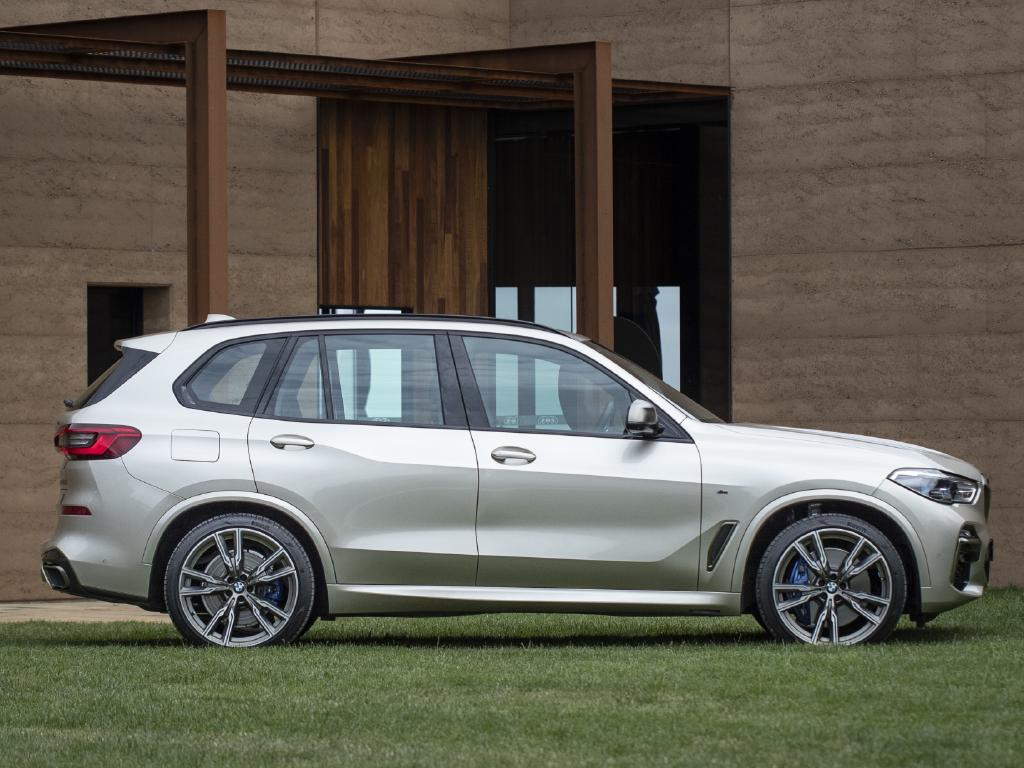 Photo of the 2018 BMW X5