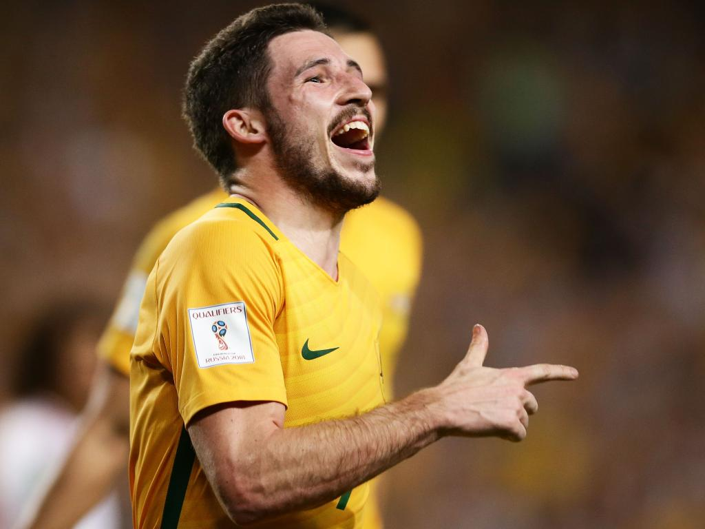 Mathew Leckie returns from injury. Picture: Getty Images