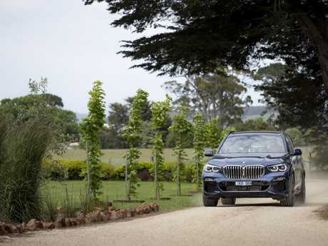 Top-shelf dynamics: Stick to the bitumen or the country estate's gravel drive