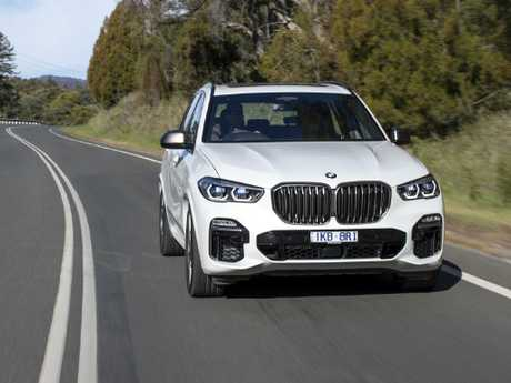 BMW X5: No price rise and no options required (but there's a long, indulgent list)