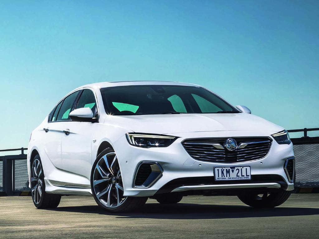 Holden ZB Commodore: Last year's sales tally was down 60-plus per cent on 2017