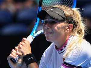 Stunning upset: World No.2 out of Open
