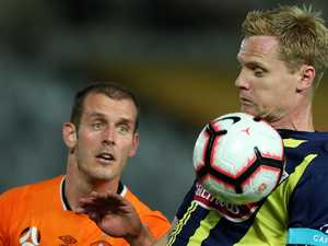 Roar still a whimper as Brisbane's woes continue