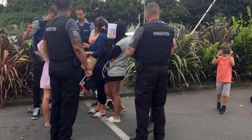 Unruly tourists speak out as deportation looms. Picture: Belinda Feek/NZ Herald.