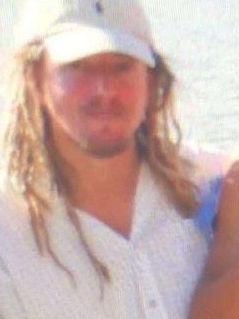 Missing man Matt Jarvis, 34.