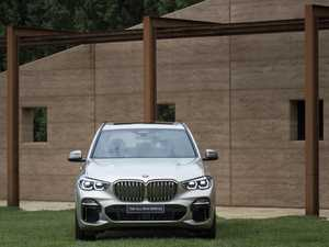 BMW X5's formula for success