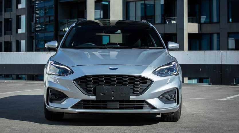 2019 Ford Focus Sportwagon