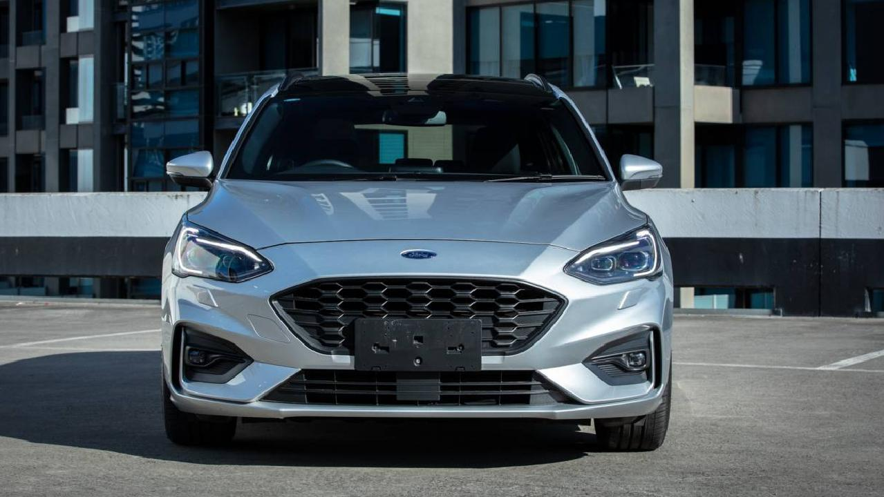 2019 Ford Focus Sportwagon