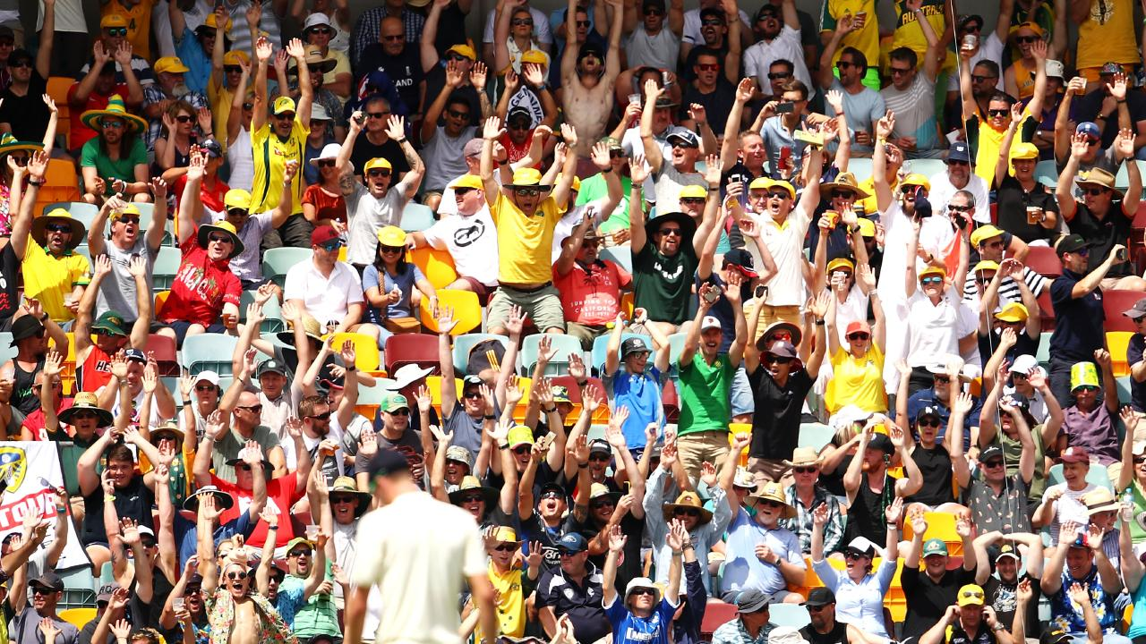 Australia hasn't lost at the Gabba since 1988. Photo by Mark Kolbe/Getty Images.
