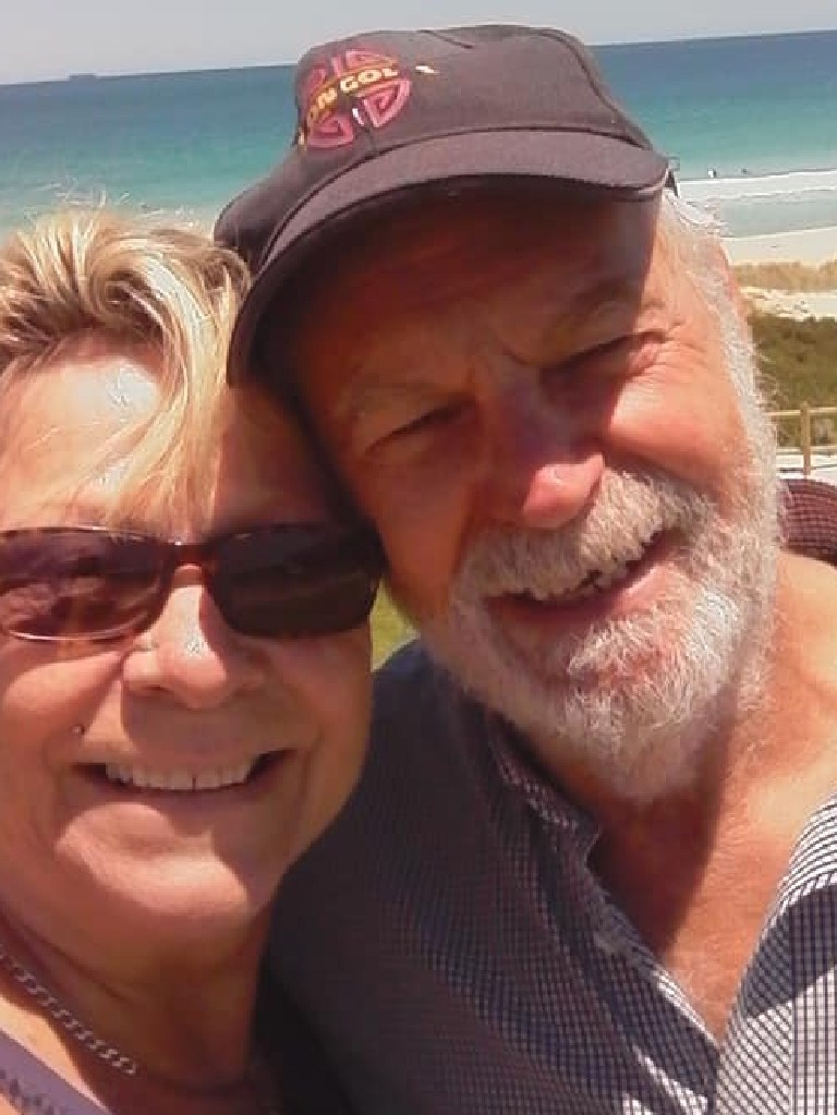 Lesley and Eric Newman moved from Sydney to Glen Innes several years ago. Picture: Facebook