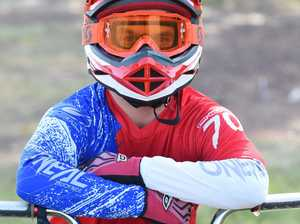 Maryborough BMX Club - Rhys Graves from