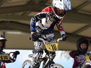 Maryborough BMX Club - Eli Widmer.
