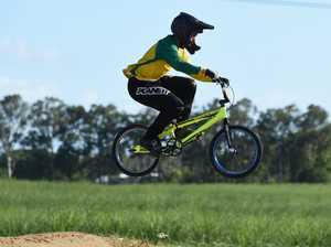 Maryborough BMX Club - Harrison Browning.