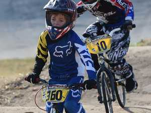 Maryborough BMX Club - Lochlan Ross.