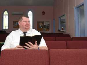 Lieutenant aims to foster church
