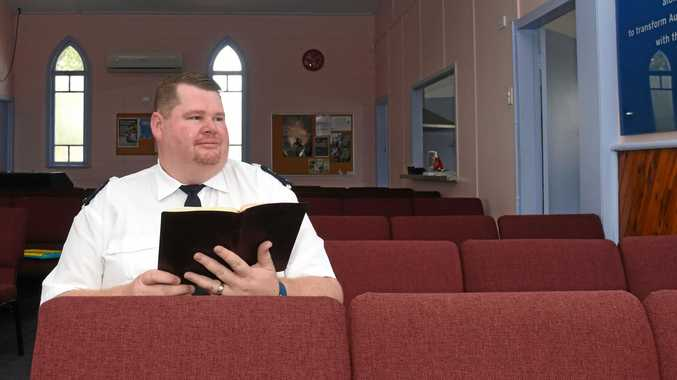 Lieutenant aims to foster church