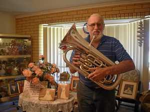 Kevin's 46 years of euphonium euphoria