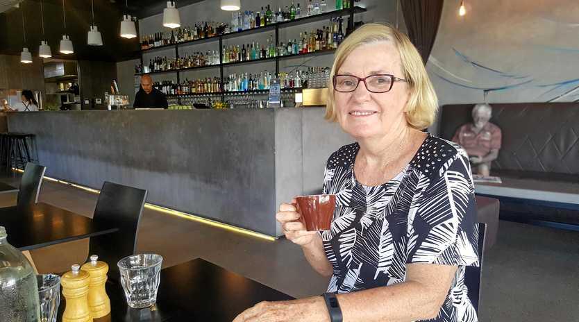 Local history buff, Paulette Flint