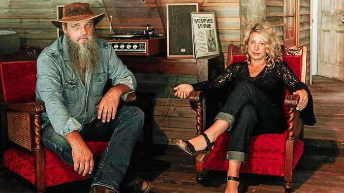 ON THE ROAD AGAIN: Acclaimed Sunshine Coast duo Hat Fitz and Cara will perform in Noosa as part of an album launch tour.