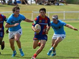 GALLERY: Titans and Knights clash in Coffs