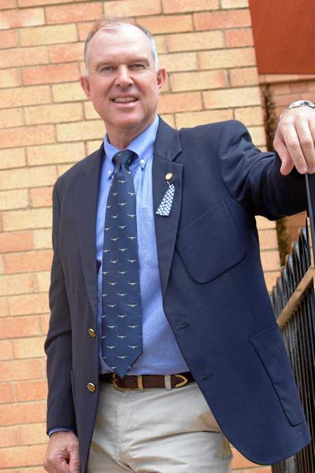 POWER 30 - Gympie MP Tony Perrett.