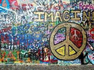 John Lennon had it right, let's imagine a better world