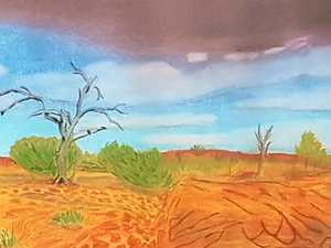 Fifty Shades of Colour at Kingaroy Art Gallery