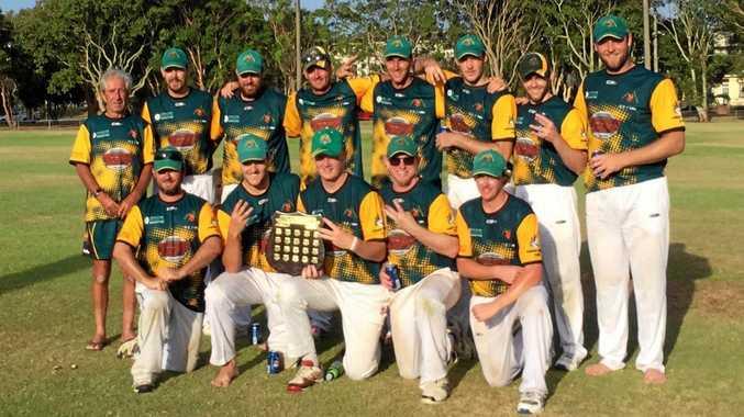 WINNERS: Cudgen won the Far North Coast LJ Hooker League cricket Twenty20 final for a second straight year on Sunday.