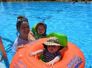 Splash around on Australia Day weekend