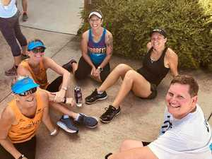 Sixteen newbies join the Airlie Beach parkrun crew