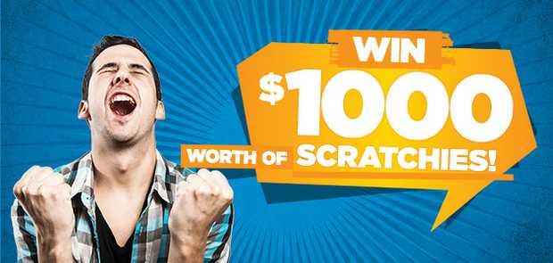 Win Scratchies