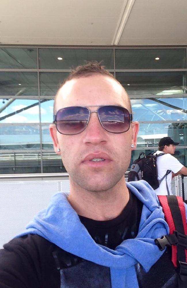 Murder victim Robert Charles Frescon, 33.