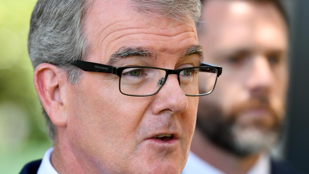 NSW Opposition Leader Michael Daley. Picture: AAP