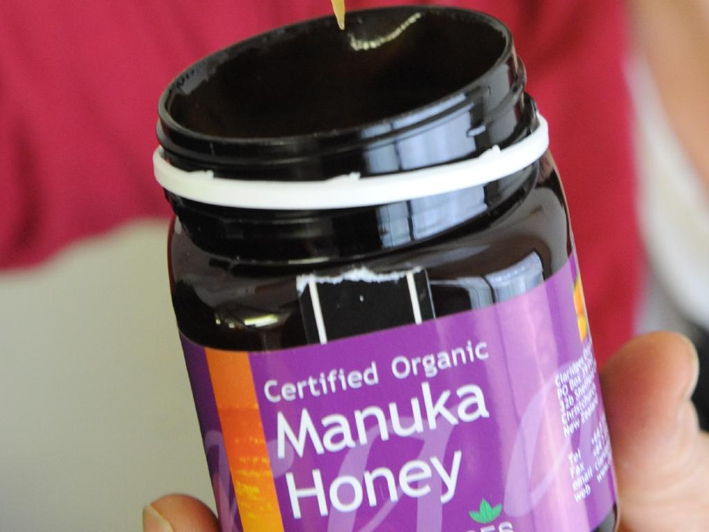Manuka honey has powerful antibacterial and other medicinal properties.