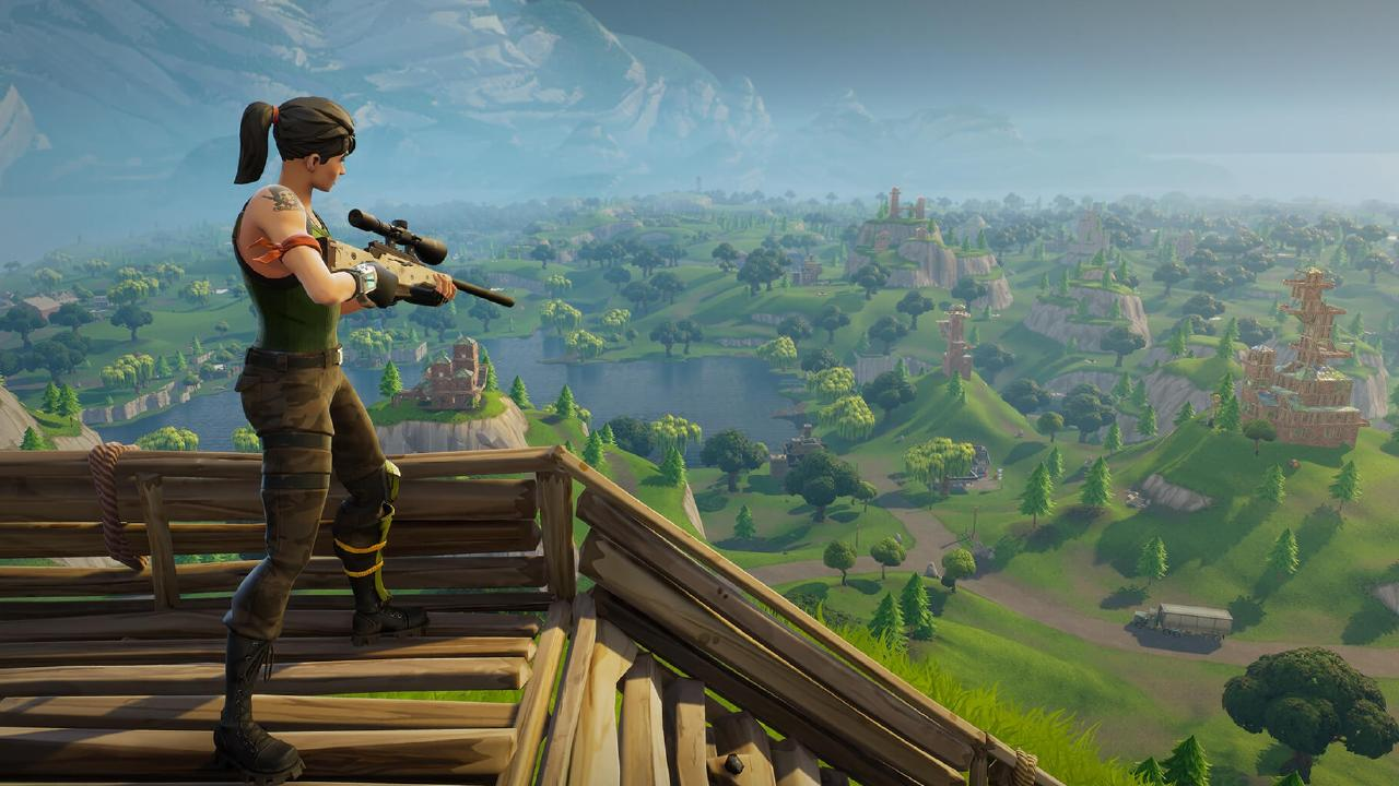 Fortnite is being used by hackers to 'clean' stolen cash.