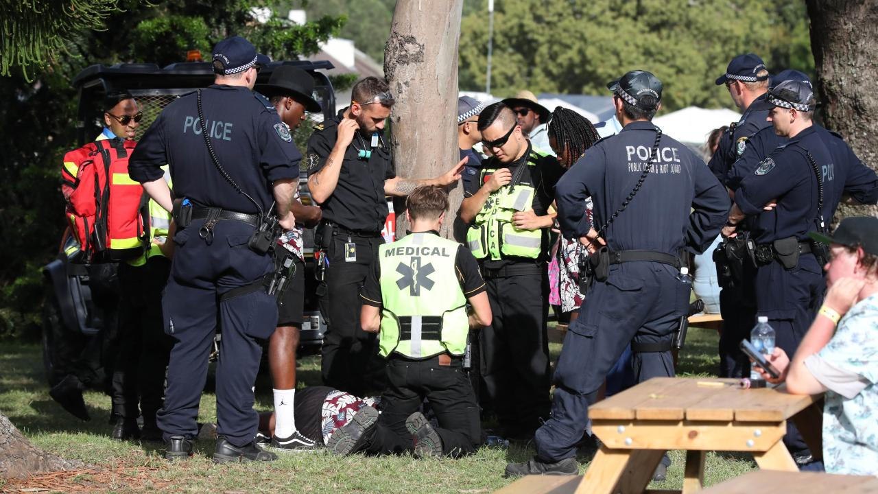 There have been calls for pill testing after five deaths this summer at music festivals. Picture: David Swif