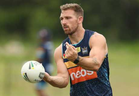Bryce Cartwright had a tough first year at the Titans.