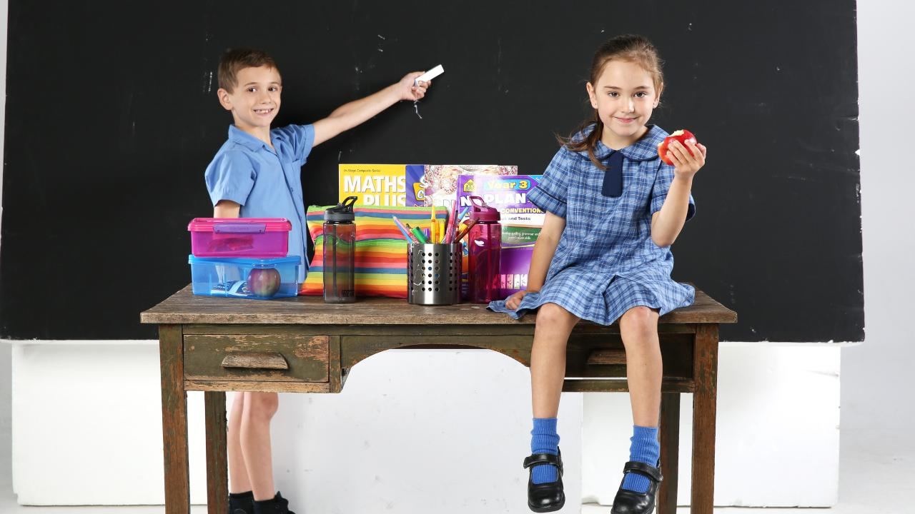 Parents shouldn't feel forced to buy supplies through their child's school Photo: Bob Barker.