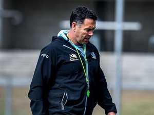 Flanagan quits as Cronulla coach